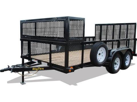 2015 Big Tex Trailers 70LR-14 in Scottsbluff, Nebraska