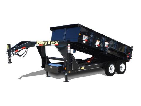 2015 Big Tex Trailers 14GX-14 in Scottsbluff, Nebraska