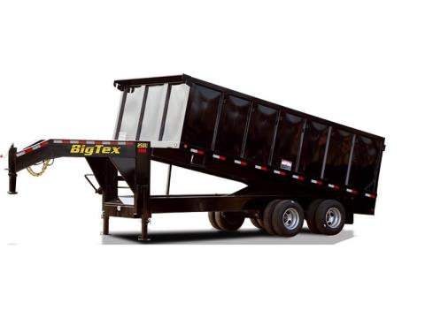 2015 Big Tex Trailers 25DU-18 in Scottsbluff, Nebraska