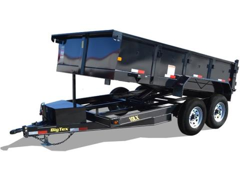 2015 Big Tex Trailers 10LX-10 in Hayes, Virginia