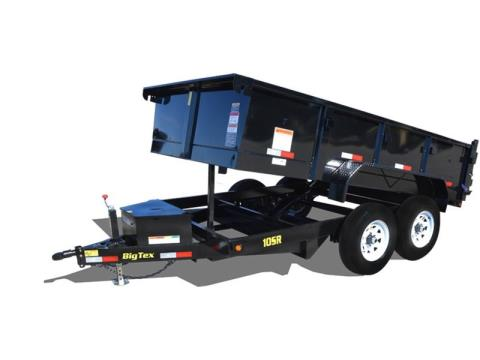 2015 Big Tex Trailers 10SR-12XL in Garberville, California