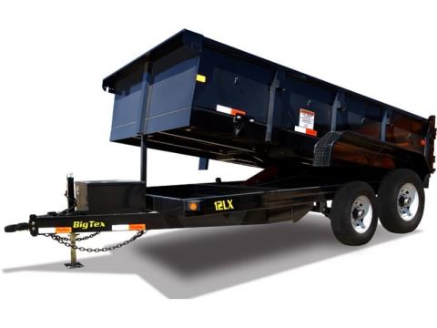 2015 Big Tex Trailers 12LX-12 in Hayes, Virginia