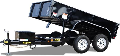 2015 Big Tex Trailers 70SR-10 in Hayes, Virginia