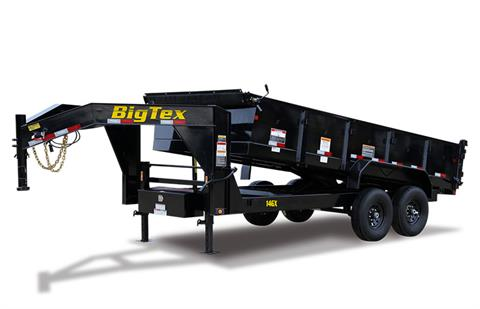 2020 Big Tex Trailers 14GX-14 in Scottsbluff, Nebraska