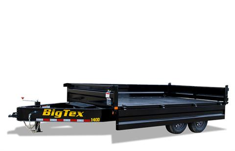 2020 Big Tex Trailers 14OD-14 in Scottsbluff, Nebraska