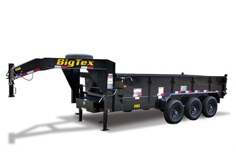 2020 Big Tex Trailers 21GX-16 in Scottsbluff, Nebraska
