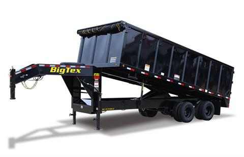 2020 Big Tex Trailers 25DU-18 in Scottsbluff, Nebraska