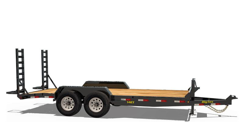 2020 Big Tex Trailers 14ET-20 in Scottsbluff, Nebraska