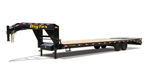 2020 Big Tex Trailers 16GN-20+5 in Scottsbluff, Nebraska