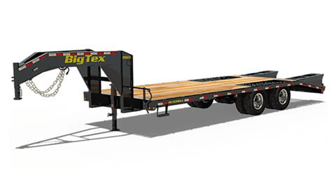 2020 Big Tex Trailers 20GN-20+5 in Scottsbluff, Nebraska