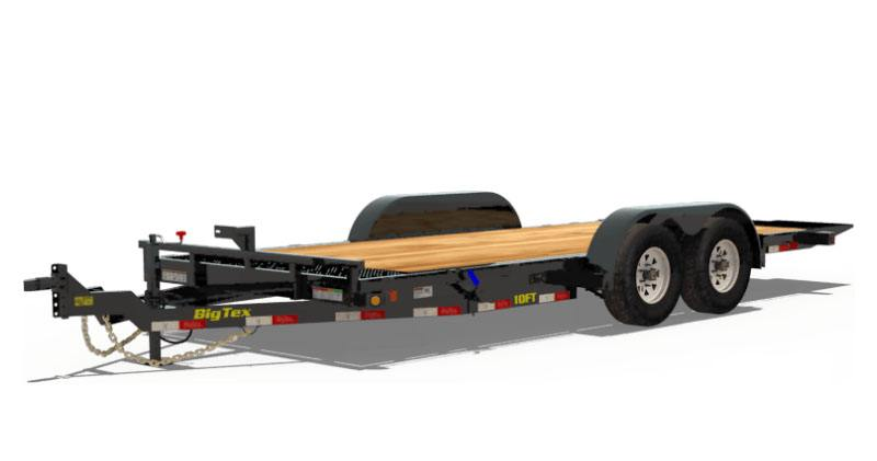 2020 Big Tex Trailers 10FT-18 in Valentine, Nebraska