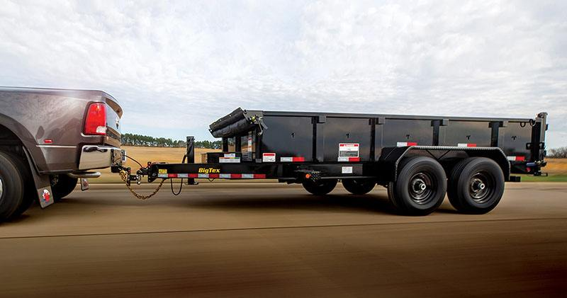 2020 Big Tex Trailers 14LP-16 in Hondo, Texas - Photo 2
