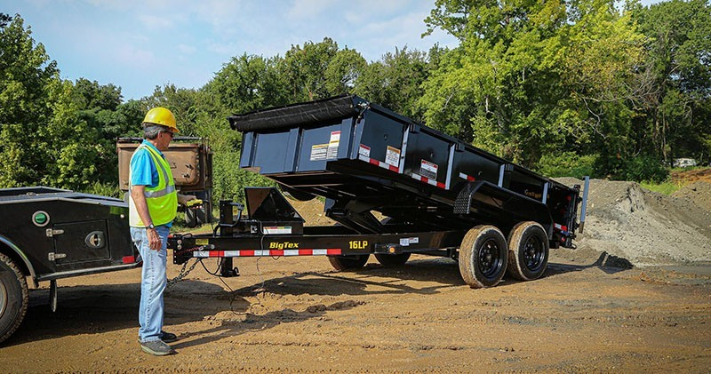 2020 Big Tex Trailers 16LP-14 in Scottsbluff, Nebraska - Photo 2