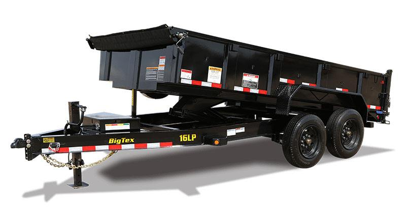 2020 Big Tex Trailers 16LP-16 in Scottsbluff, Nebraska - Photo 1