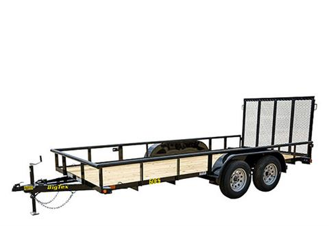 2020 Big Tex Trailers 60ES-12 in Scottsbluff, Nebraska