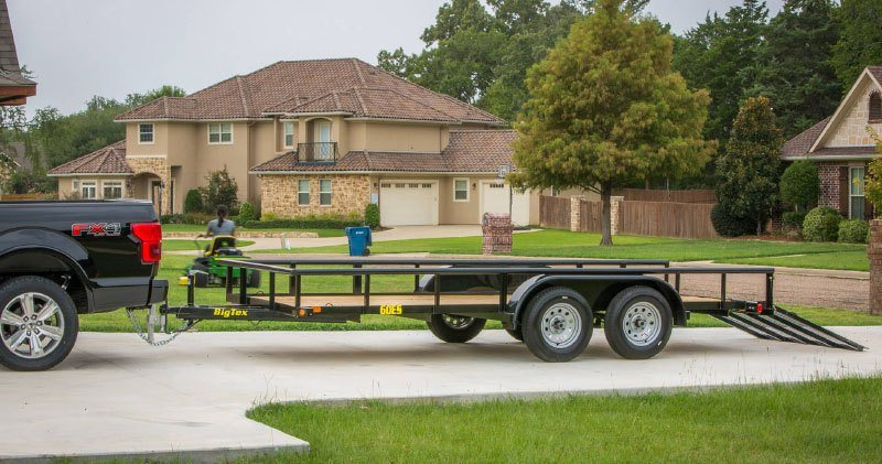 2020 Big Tex Trailers 60ES-14 in Scottsbluff, Nebraska - Photo 2