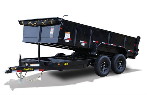 2020 Big Tex Trailers 14LX-14 in Scottsbluff, Nebraska