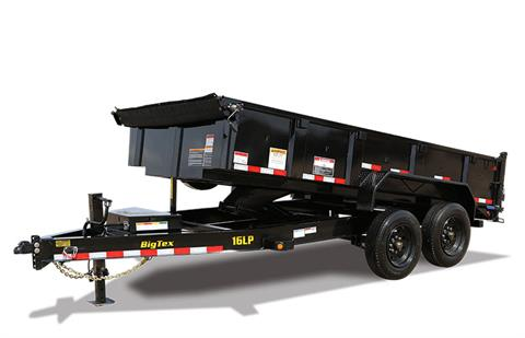 2020 Big Tex Trailers 16LP-16 in Scottsbluff, Nebraska