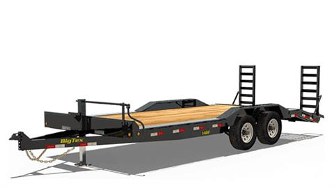 2020 Big Tex Trailers 14DF-20 in Scottsbluff, Nebraska