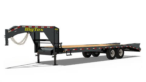 2020 Big Tex Trailers 14GN-22+5 in Scottsbluff, Nebraska