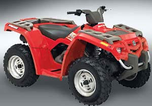2003 Can-Am Outlander™ 330 2x4 in Norfolk, Virginia