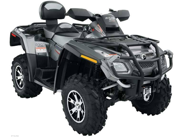 2007 Can-Am Outlander™ MAX LTD 800 H.O. EFI in Oakdale, New York