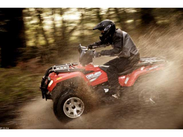 2007 Can-Am Outlander™ XT 400 H.O. in Tarentum, Pennsylvania - Photo 19