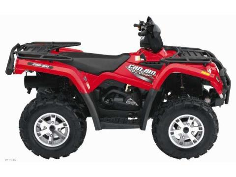2007 Can-Am Outlander™ XT 400 H.O. in Tarentum, Pennsylvania - Photo 13