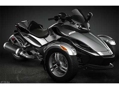 2008 Can-Am Spyder™ GS SE5 in Lancaster, New Hampshire