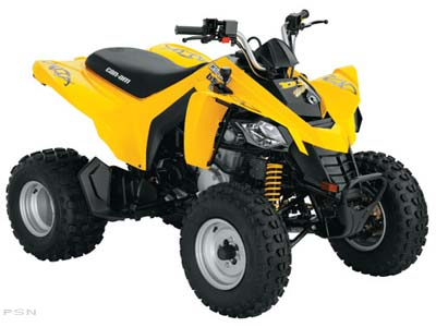 2009 Can-Am DS 250 for sale 64084