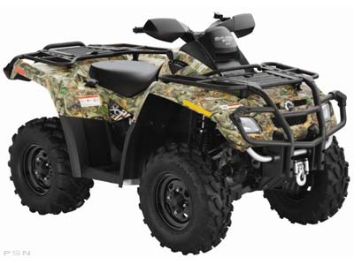 2009 Can-Am Outlander™ XT™ 500 EFI in Wichita Falls, Texas
