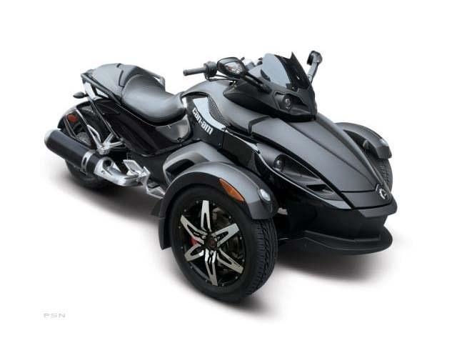 2009 Can-Am Spyder GS Phantom Black Limited Edition for sale 354