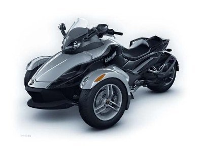 2009 Can-Am™ Spyder GS Roadster with SE5 Transmission (semi aut 3
