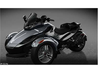 2009 Can-Am™ Spyder GS Roadster with SE5 Transmission (semi aut 1