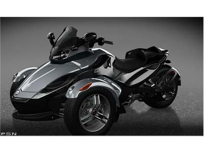 2009 Can-Am Spyder™ GS Roadster with SM5 Transmission (manual) in Chickasha, Oklahoma