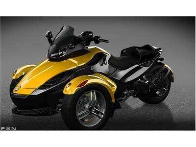 2009 Can-Am Spyder™ GS Roadster with SM5 Transmission (manual) in Elizabethton, Tennessee