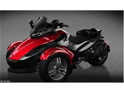 2009 Can-Am Spyder™ GS Roadster with SM5 Transmission (manual) in Kingsport, Tennessee