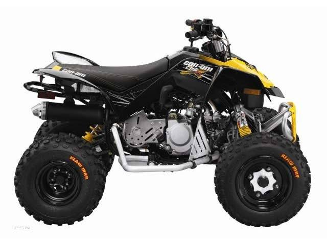 2010 Can-Am™ DS 90 X 2