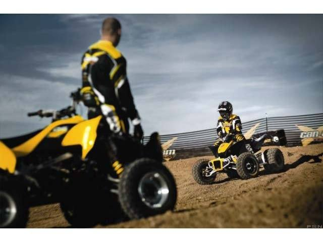 2010 Can-Am™ DS 90 X 3