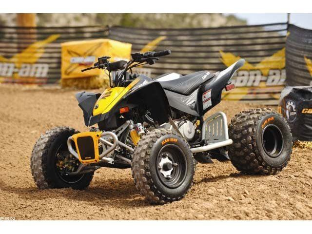 2010 Can-Am™ DS 90 X 4