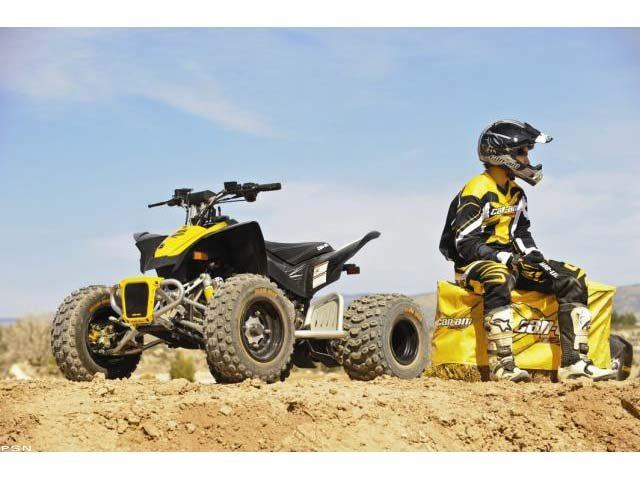 2010 Can-Am™ DS 90 X 8
