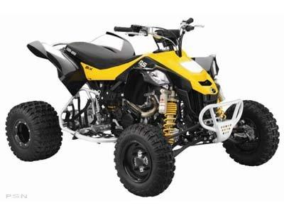 2010 Can-Am DS 450™ X™ mx in Norfolk, Virginia