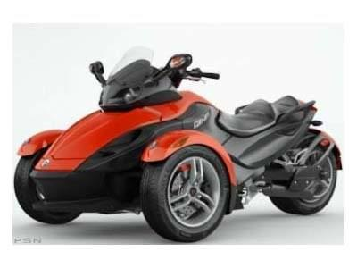 2010 Can-Am Spyder® RS SE5 in Chesapeake, Virginia