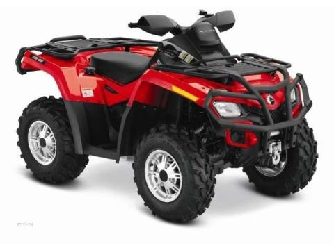 2011 Can-Am Outlander™ 800R XT in Wichita Falls, Texas
