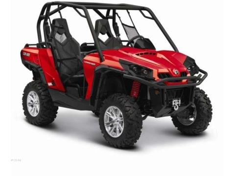 2011 Can-Am Commander™ 1000 XT in Mount Pleasant, Michigan
