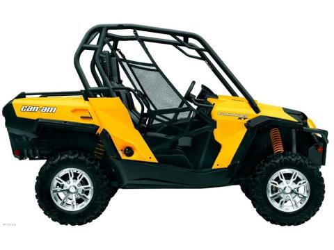 2011 Can-Am Commander™ 1000 XT in Clinton Township, Michigan