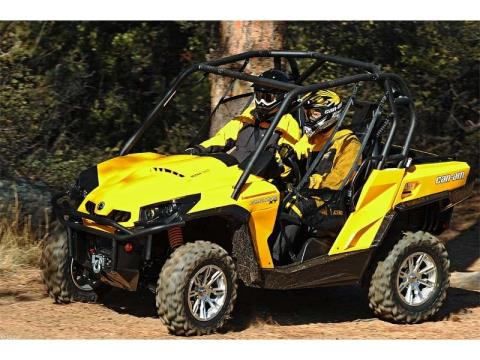 2011 Can-Am Commander™ 1000 XT in Cambridge, Ohio