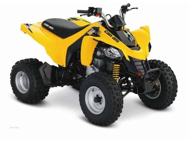 2012 Can-Am DS 250 for sale 115451