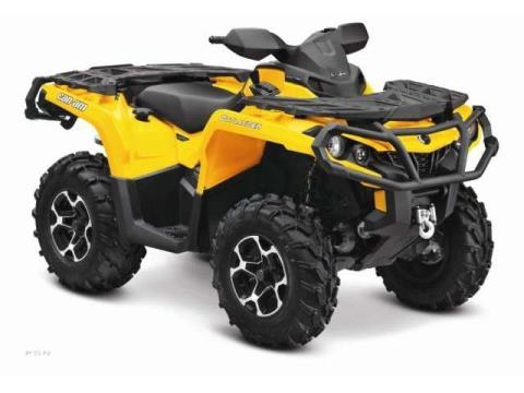 2012 Can-Am Outlander™ 1000 XT in Dickinson, North Dakota