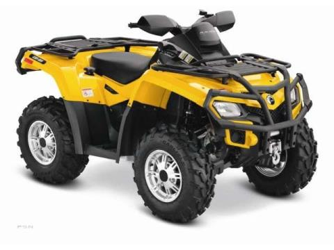 2012 Can-Am Outlander™ 500 XT in Livingston, Texas